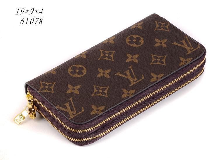 Louis Vuitton boutique wallets-LV013B