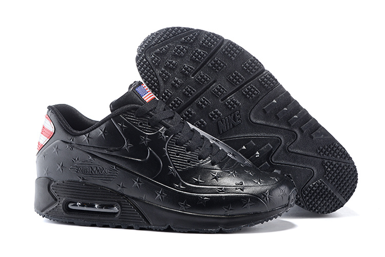 air max 90 VT shoes men-all black