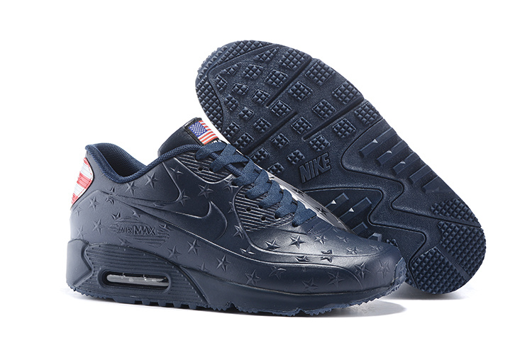 air max 90 VT shoes men-all DK.blue
