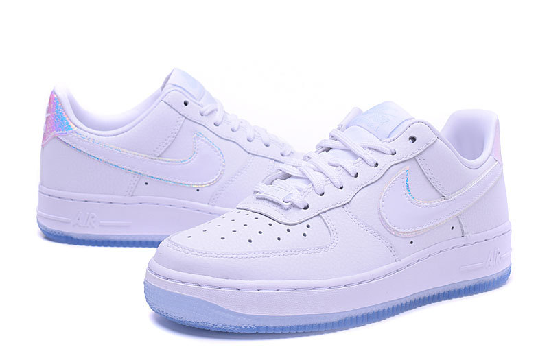 nike air force 1 low youth shoes-white/laser