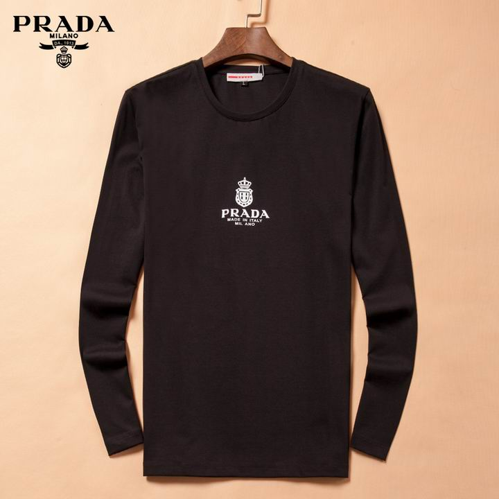 Prada long-sleeve T-shirts men-P8801S