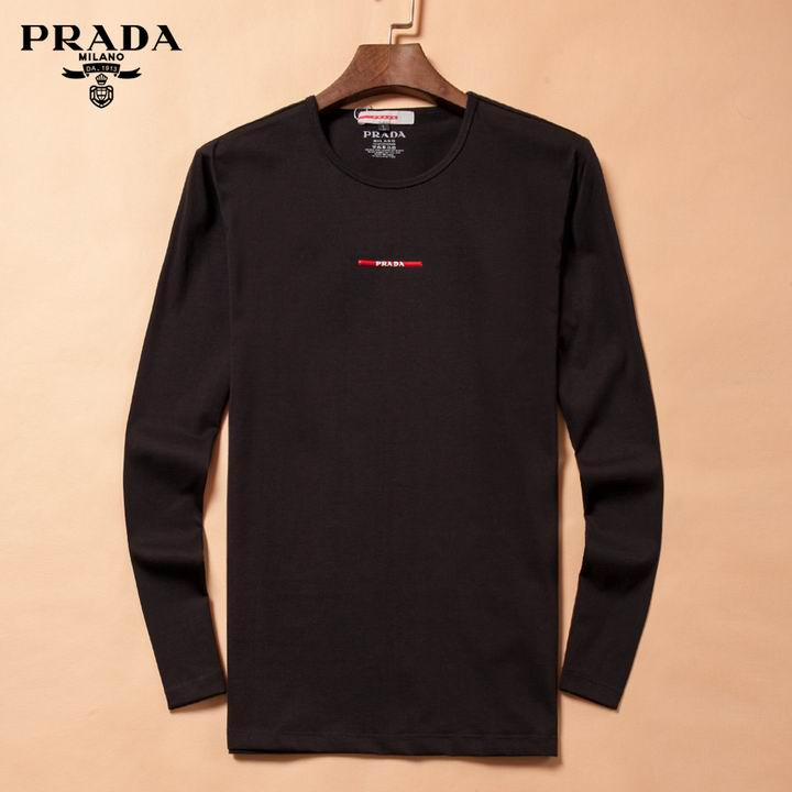 Prada long-sleeve T-shirts men-P8806S