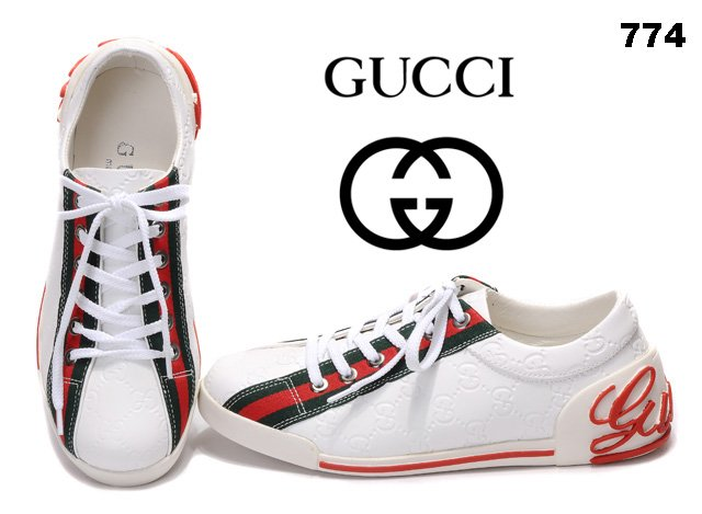 women Gucci shoes-GG7741T