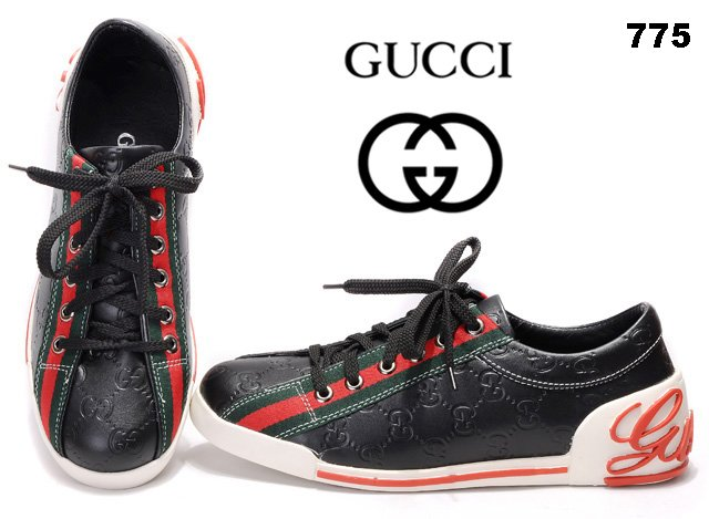 women Gucci shoes-GG7751T